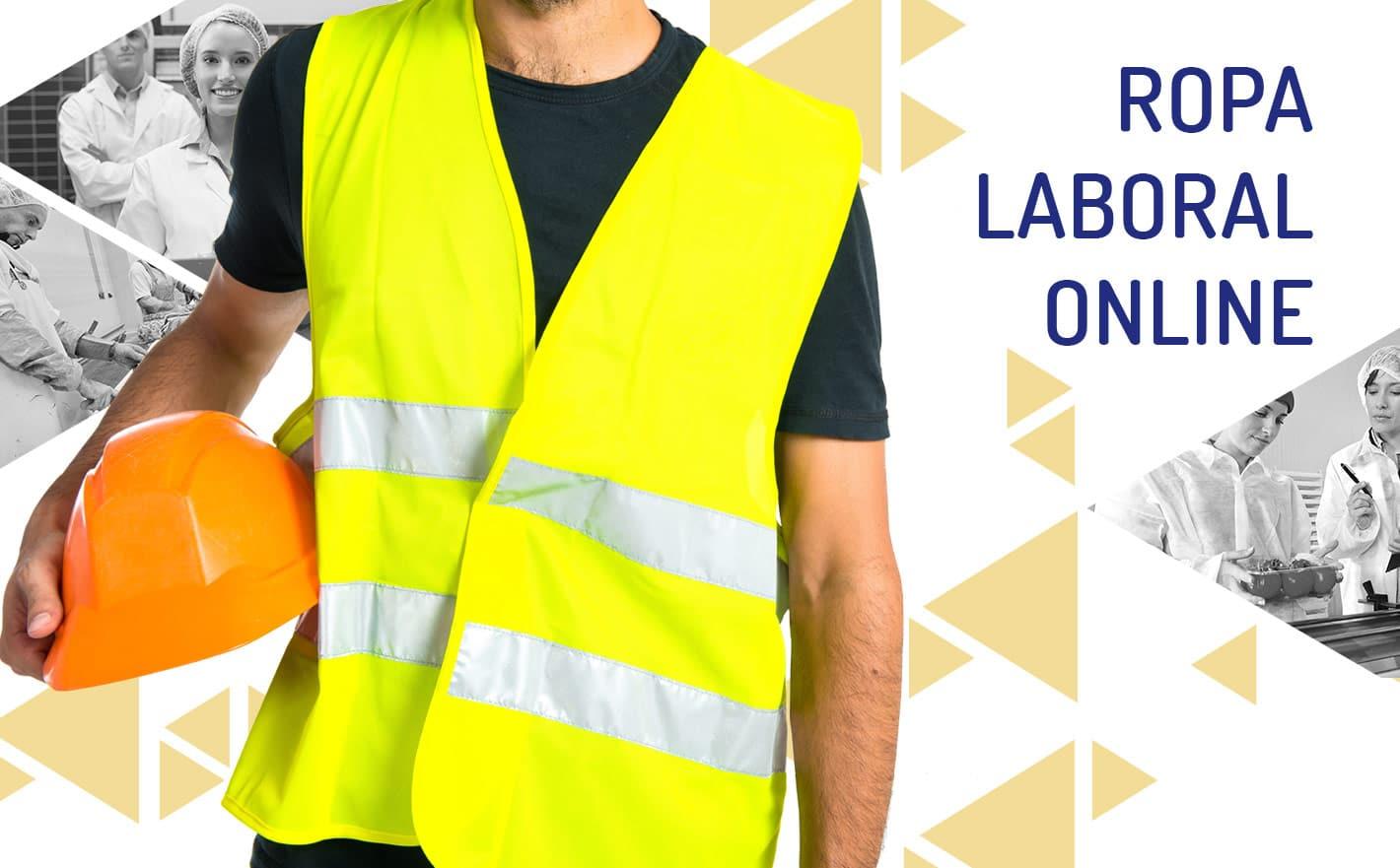 5a0191bec Venta de ropa laboral online | Reysan