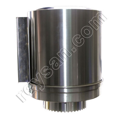 DISPENSADOR BOBINA ACERO INOX