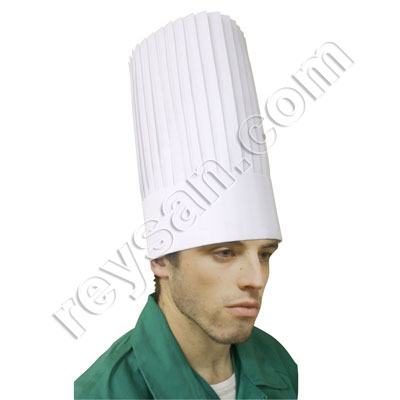GORRO CHEF ROYALE 300 MM