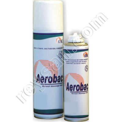 SPRAY AEROBAC DESINFEC.(500ML)