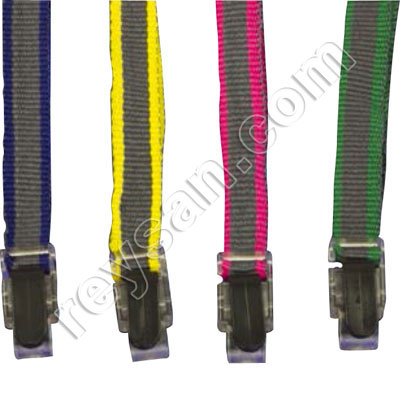 LANYARD PLASTIC BUTTON