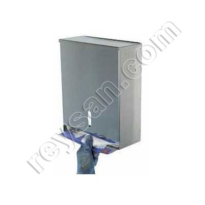 DISPENSADOR INOX MASCARILLA 3P