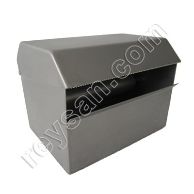DISPENSADOR DE PAPEL INOX
